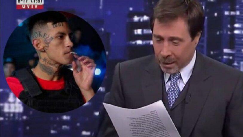 """Tras los dichos de Cristina, habló L-Gante: """"Re piola"""" con Feinmann y desmintió a la vicepresidenta"""