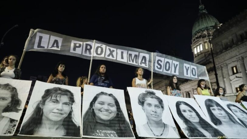 Se registró un femicidio cada 31 horas durante el primer semestre de 2021