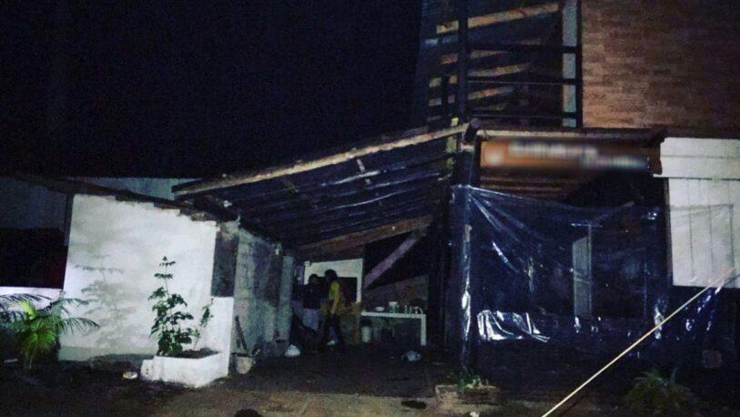 Desbarataron una fiesta clandestina en San Javier
