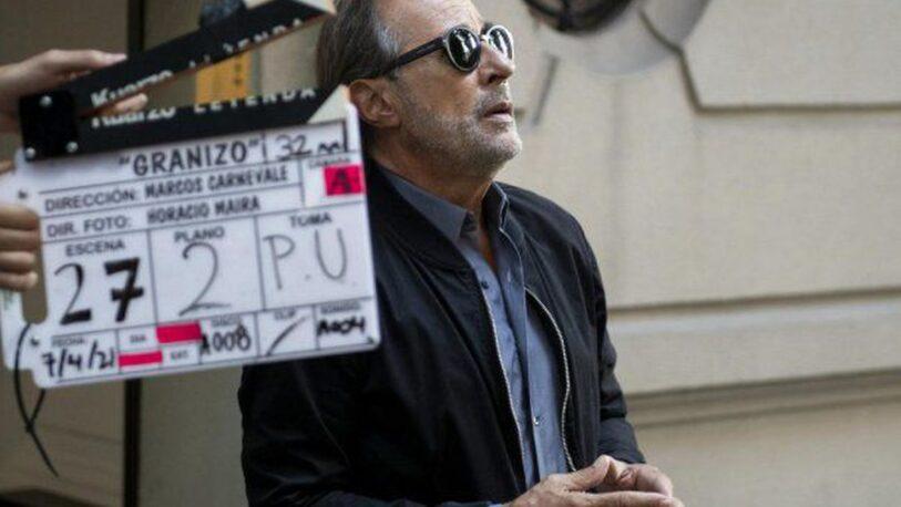 """""""Granizo"""": la película que protagonizará Guillermo Francella en Netflix"""