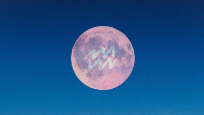 Luna llena en Acuario: cómo afecta su energía a cada signo del zodiaco