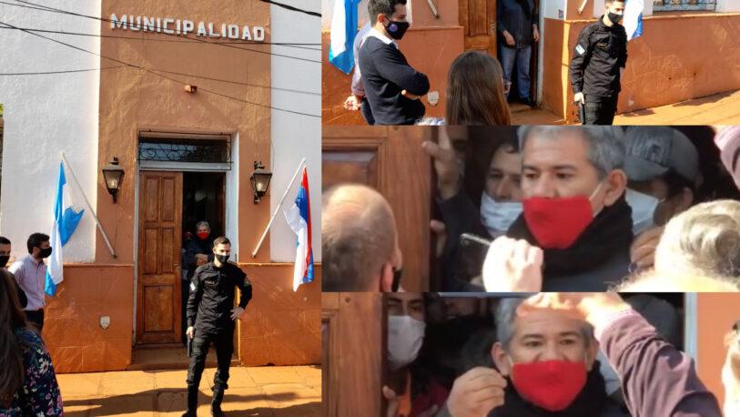 """""""Es triste ver como se está llevando a cabo la democracia"""", dijo González Coria"""