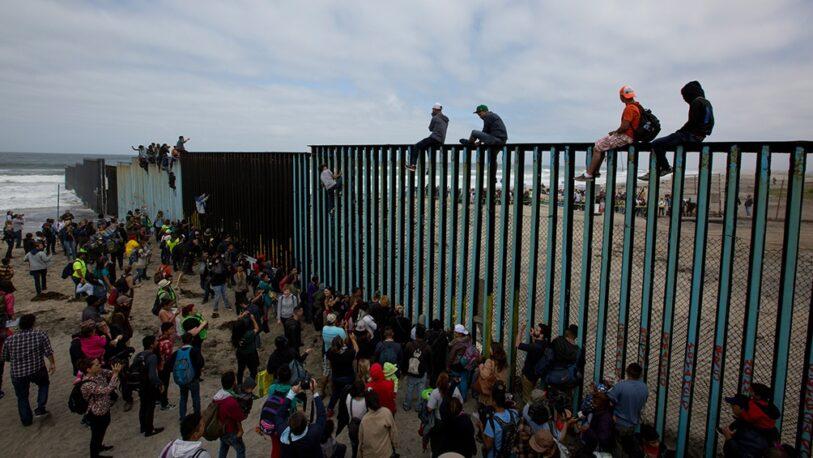 Estados Unidos anunció un plan para frenar la inmigración ilegal