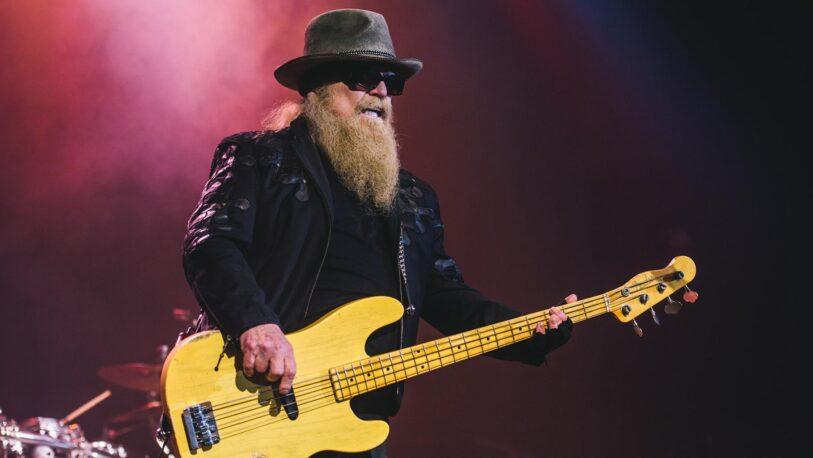 Murió a los 72 años Dusty Hill, bajista y fundador de ZZ Top