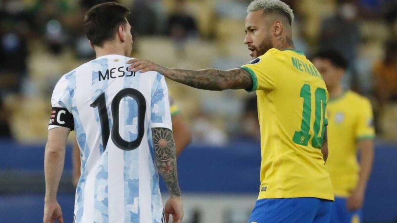 Messi y Neymar elegidos como los mejores jugadores de la Copa América