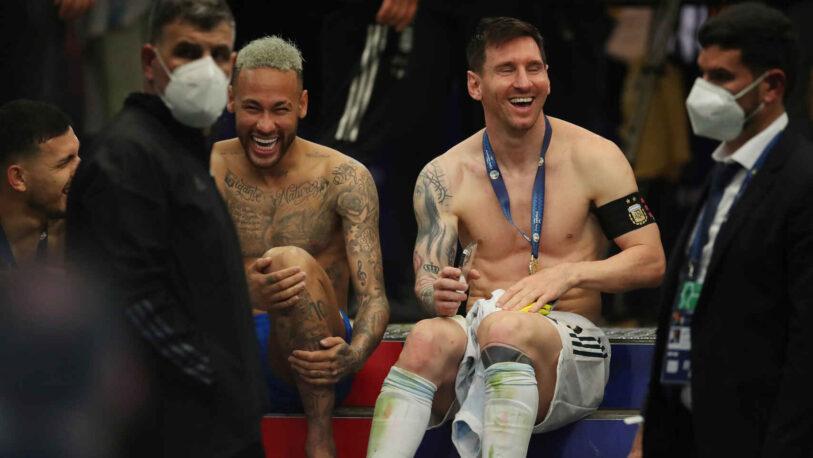 Messi, Neymar y un ejemplo para el fútbol