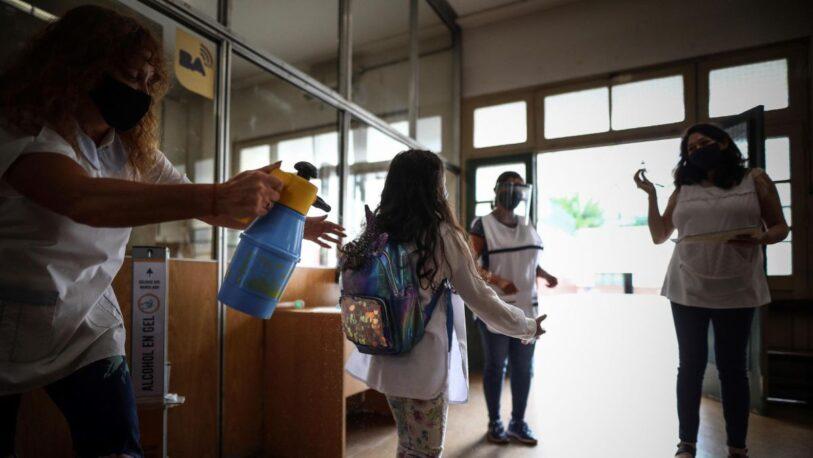 Trotta afirmó que no va a haber promoción escolar automática