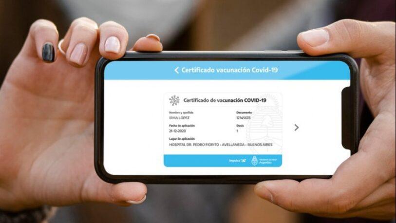 El pasaporte sanitario digital ya está habilitado en la aplicación Alegra Med