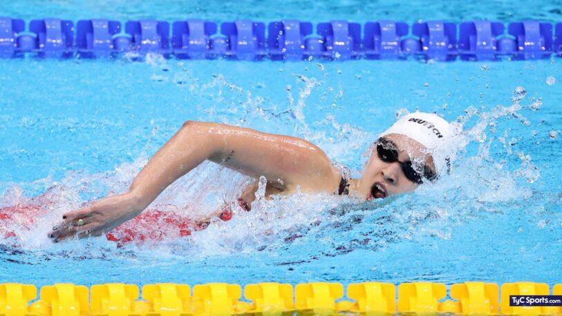 Delfina Pignatiello tuvo su debut olímpico
