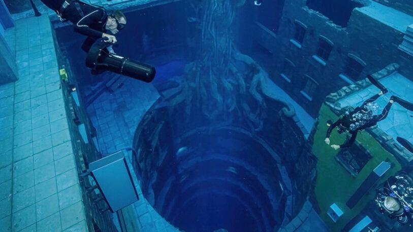 """Dubái tendrá la piscina más profunda del mundo que incluye una """"ciudad submarina"""""""