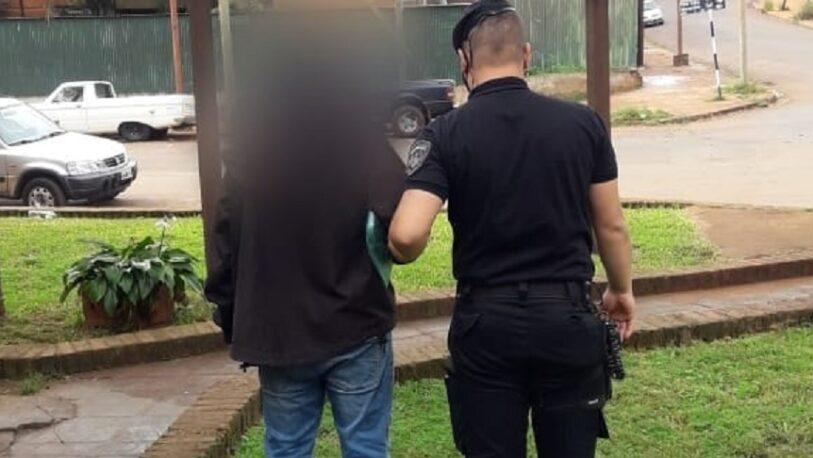 Intentó robar en una iglesia y fue detenido