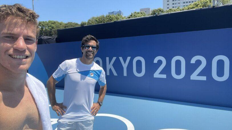 JJOO de Tokio: Schwartzman iniciará su camino ante Varillas