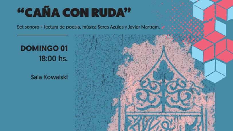 """Seres Azules presenta su libro """"Caña con ruda"""" en el Cidade"""