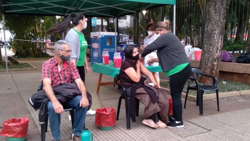 Covid-19: Convocan a mayores de 18 a vacunarse en Posadas