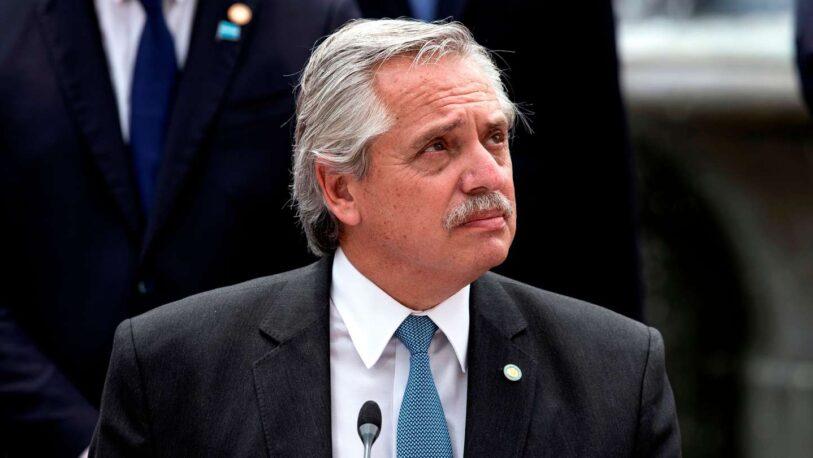 Alberto Fernández culpó a Fabiola por la fiesta clandestina en Olivos
