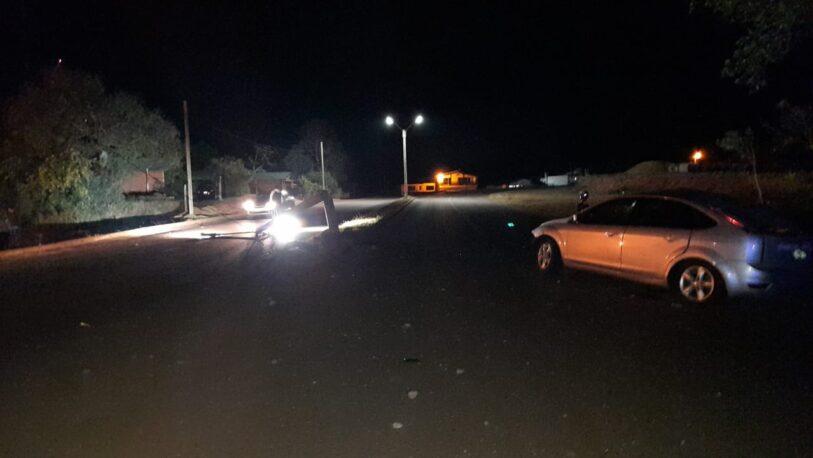 Despiste fatal en la Ruta 101