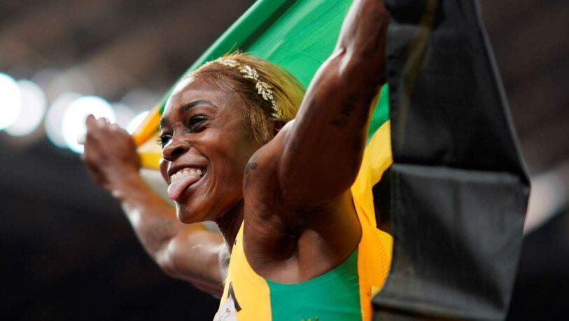 Juegos Olímpicos: Elaine Thompson se llevó la medalla de oro en los 100 metros y rompió el récord olímpico