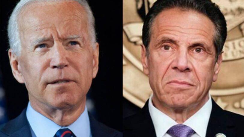 Joe Biden pidió la renuncia del gobernador de New York por las denuncias de acoso sexual
