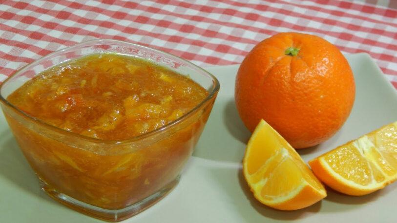 Compota de naranja: Un shock de vitamina C