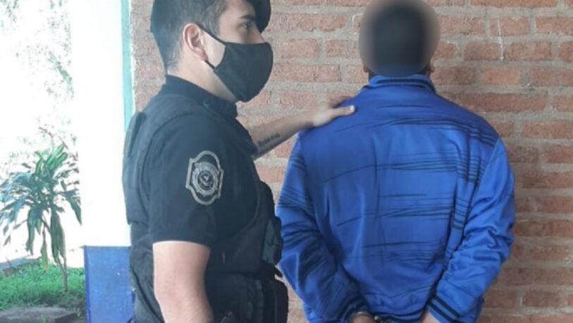 Detuvieron a un joven acusado de apuñalar a un hombre en Posadas