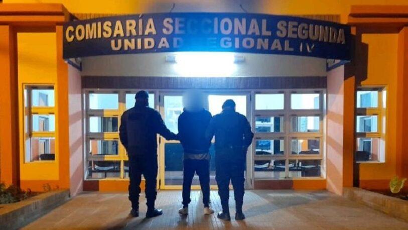 Tres hombres fueron detenidos por hechos de violencia
