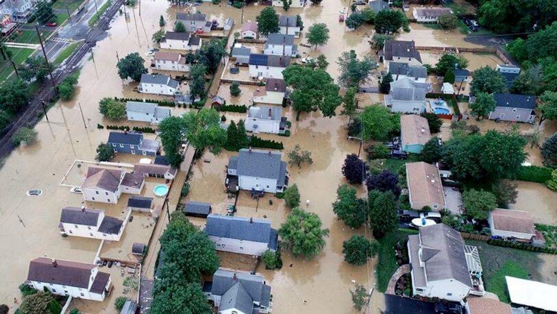 A nivel mundial, se quintuplicaron los desastres naturales en los últimos 50 años