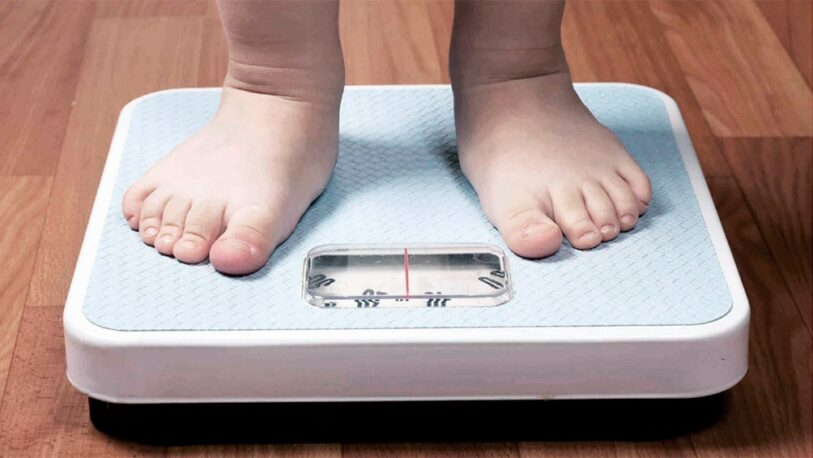 En América Latina el 30% de los niños tiene sobrepeso