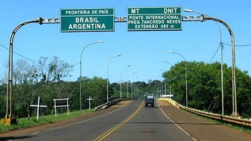 Otro desplante: Nación no planea reabrir el puente Tancredo Neves