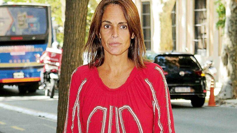 Detuvieron a Verónica Monti, la expareja de Sergio Denis, por robo