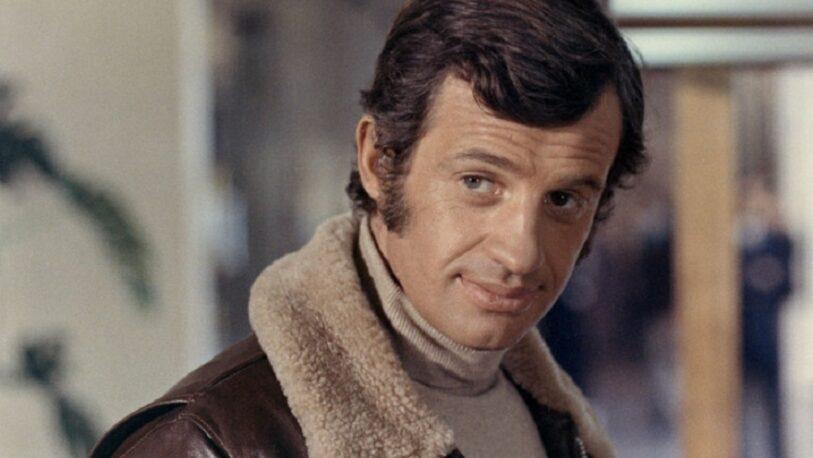 Falleció el legendario actor Jean Paul Belmondo