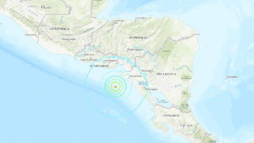 Un terremoto de 6.5 grados se registró en Nicaragua