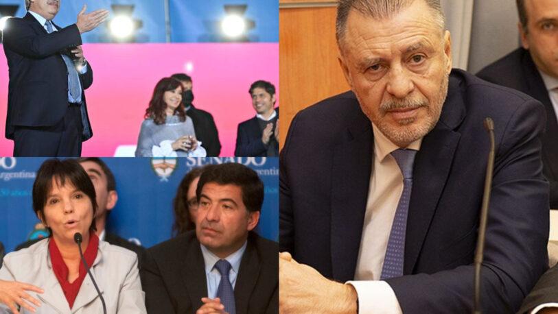"""Denunciarán a Alberto por ser """"lobbista"""" de Cristóbal López y De Sousa"""