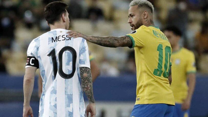 Argentina vuelve a Brasil con el impulso de la reciente conquista de la Copa América