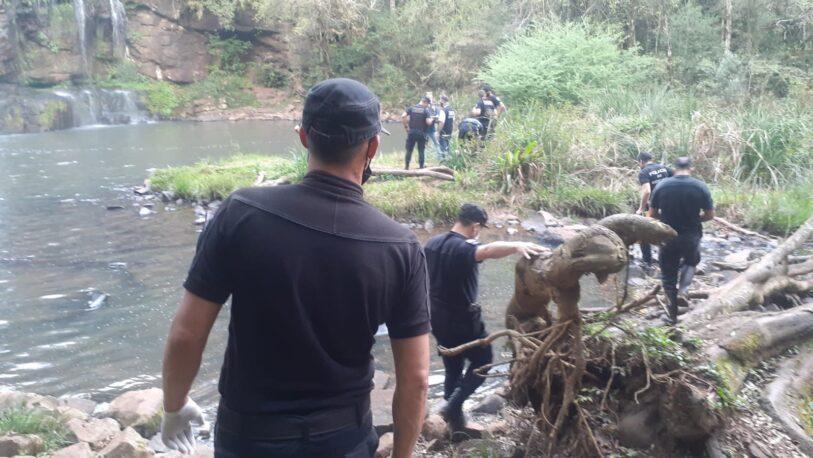 Aristóbulo del Valle: se ahogó un hombre en el salto de arroyo Alegre