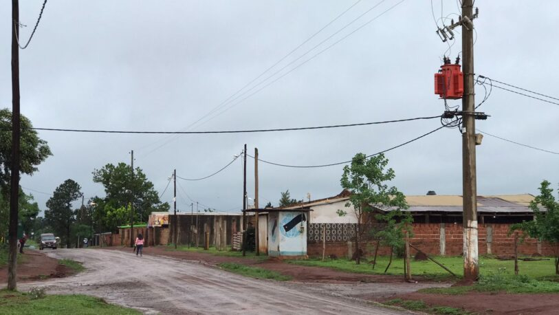 "Bº Porvenir II: 1700 familias con un servicio eléctrico ""colapsado"""