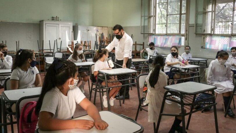 Las escuelas de Corrientes vuelven a la presencialidad total