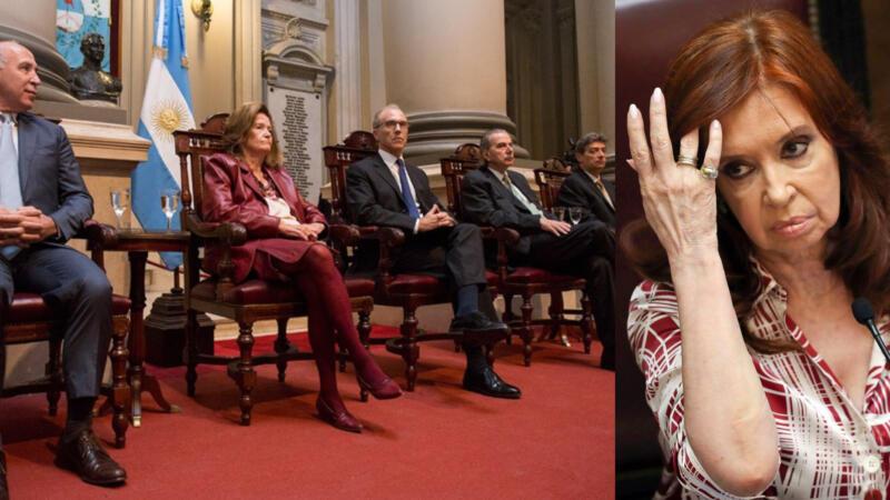 La Corte Suprema tiene pendientes casos de alto voltaje político, entre ellos, la causa Vialidad