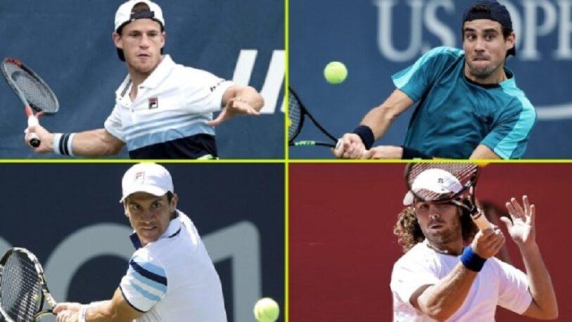 US Open: cuatro argentinos quieren seguir en carrera