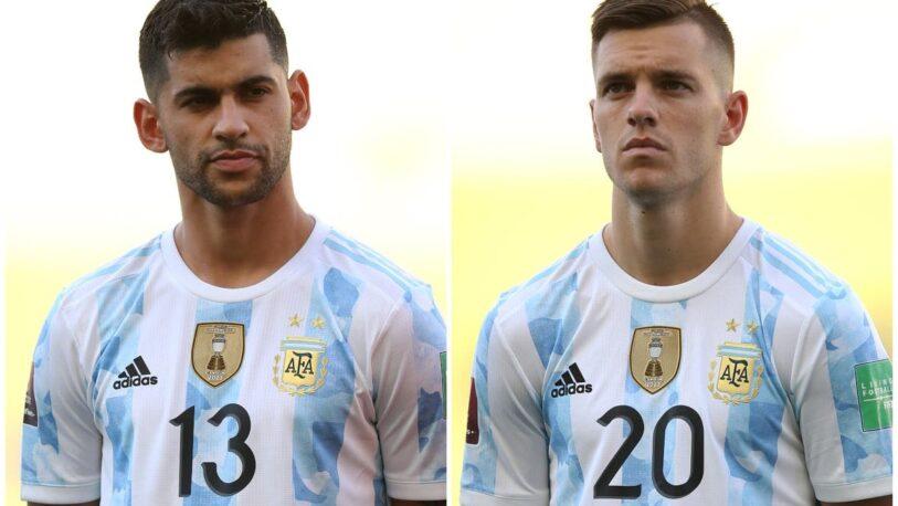 El Tottenham sancionará a Romero y Lo Celso