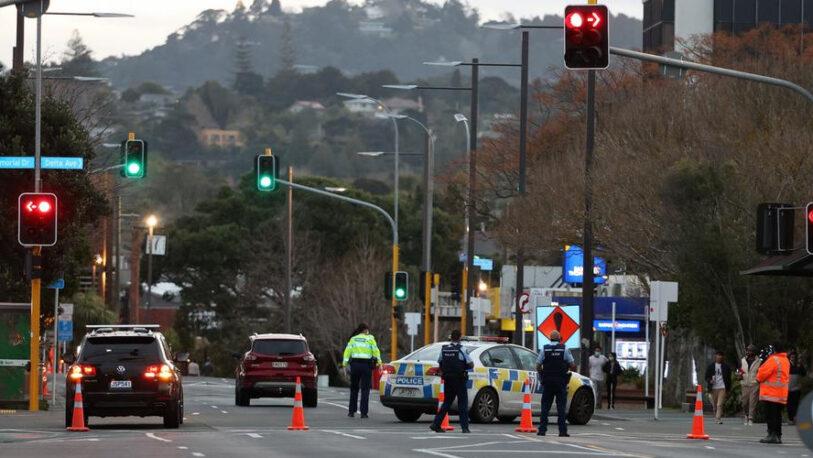 Extremista islámico apuñaló a seis personas en un supermercado de Nueva Zelanda