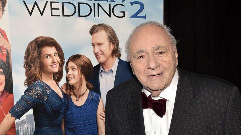 """Falleció Michael Constantine, actor de """"Mi gran casamiento griego"""""""