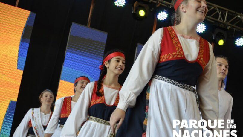 Fiesta del Inmigrante: permiten el ingreso de tres mil personas al Parque