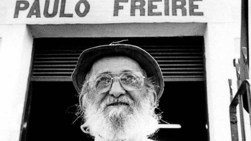 Paulo Freire: Google homenajeó al pedagogo al recordar su nacimiento