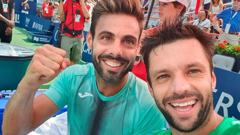 US Open: Zeballos y Granollers avanzaron a cuartos