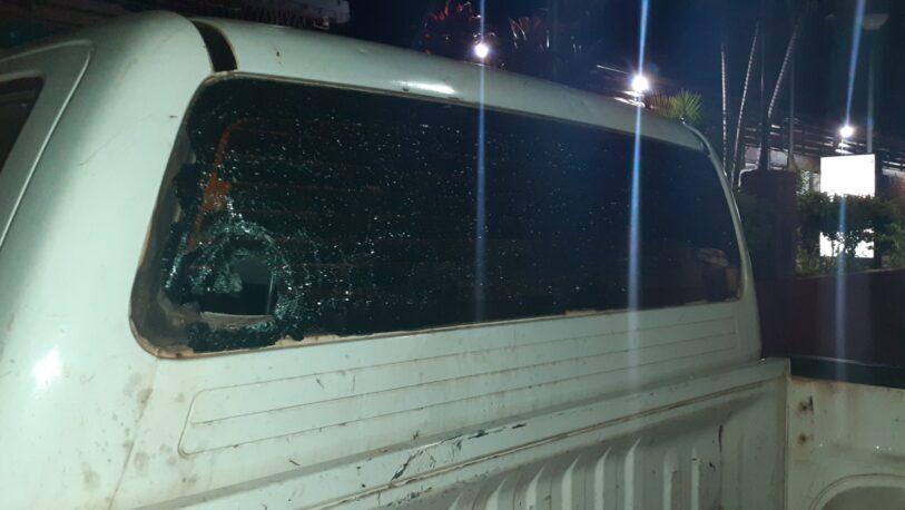 Intervención en fiesta clandestina terminó con cuatro policías heridos