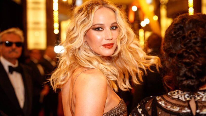Jennifer Lawrence será madre por primera vez