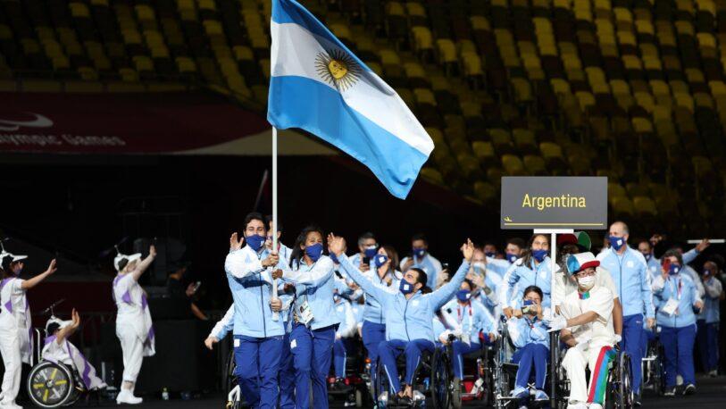 Concluyeron los Juegos Paralímpicos: Argentina obtuvo 9 medallas