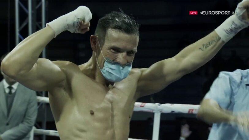 Maravilla Martínez demostró vigencia y le ganó al británico Rose