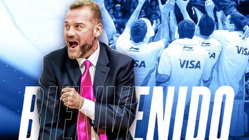 Argentina confirmó a Néstor García como nuevo entrenador