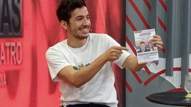 """Pedro Puerta: """"Hay que exigir al Gobierno Nacional que ponga a Misiones en el centro de la escena"""""""